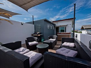 ★ Jacuzzi Townhouse For 10 Person, Bbq, Billiard ★