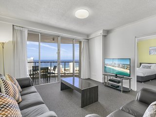 GCHR Chevron Renaissance Apt 2185 - 2 BR Ocean Views, Level 18