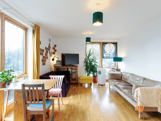 Stunning 1-Bed Apt next to Canal in Hackney