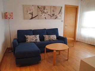acogedor apartamento 1ª linea de playa