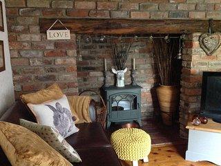 End barn cottage
