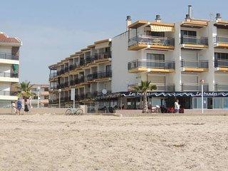 Apartamento en primera linea de playa en Cambrils
