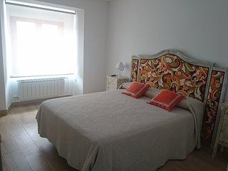 Apartamento adosado a la muralla de Avila 'Almena de San Segundo'