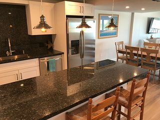 LICENSED MGR. - 2 KING BEDS! - OCEANFRONT LUXURY/BEACH! - TOTALLY REMODELD UNIT!