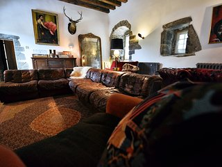 Exclusive Romantic 16th Century Scottish Castle