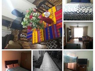 ACOGEDOR y CENTRICO DEPARTAMENTO a 5min de Plaza de Armas Cusco