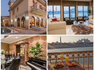 Luxurry 4 BR Villa on the The Palm Jumeirah