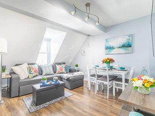 Bright/Modern 2BR Downtown - Rooftop Terrace!