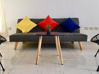 Casa La Fragata. Moderna y confortable a 5 minutos de playa.