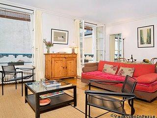 Montparnasse Classic One Bedroom - ID# 345