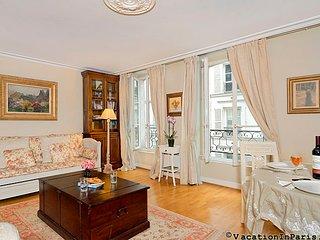 Fleur-de-Lis One Bedroom - ID# 354