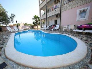 Villa Baldi Apartment 6, 1 km to the sea, perfect choice for families