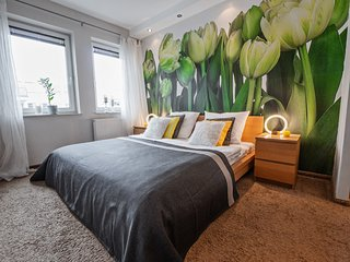 Apartament Homely Place Brooklyn Centrum Poznań