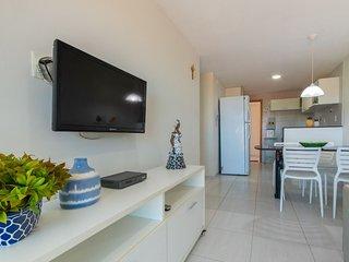 Ocean Residence - Apto 3 quartos no Centro de Porto (302*)