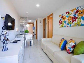 Ocean Residence - Apto 2 quartos no Centro de Porto (103)