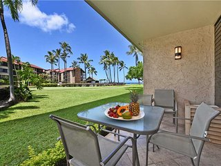 Beautifully Updated Partial Ocean View Papakea #G103 - Great for families w/Kids