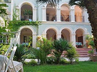 Babil Bahceleri Botanical Gardens. North Cyprus lapta