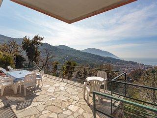 Villa Pia - apart. A - with pool Recco  Camogli, Cinque Terre pax 6-12