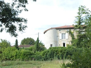 Rural French holidays in the beautiful Charente in South West France