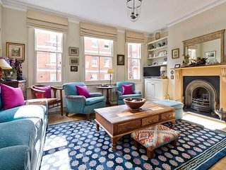 Delightful, Spacious 1-Bed Apartment in Chelsea