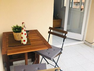 QUIET APARTMENT IN TOSSA 4