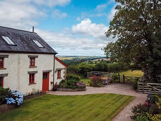 Moorparks Cottage, Beaford,  Alpacas, farm animals, near Great Torrington, Devon
