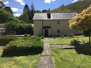 Carmarthen Wales Cottage