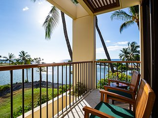 Luxury Mauna Lani Terrace 3 BD Penthouse*Ocean View from Every Room!!
