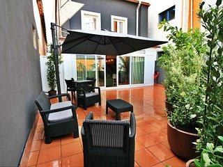 Ref. 12049 Apartamento con terraza en Malpica