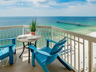 Calypso Towers Resort Rental 2109E - Sleeps 6 - Steps to Pier Park!
