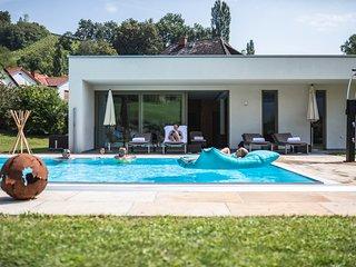 Luxus Ferienhaus in Kloch bei Bad Radkersberg