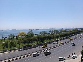 اسطنبول- بكركوي- طريق الساحل