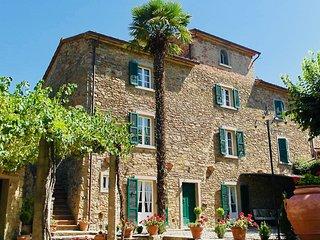 Borgo Valecchie, Renaissance Villa set in the medieval Hamlet, Cortona Tuscany