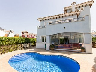 Villa Laurel Murcia-Murcia Holiday Rental Property