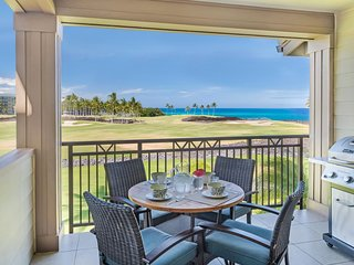 Luxury Style Condo w/Ocean Views, Pool, & Fitness Center. Hali'i Kai 12G