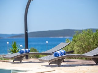 Beautiful Villa Gellia, in Dalmatia, near the Sea