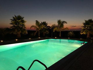 Luxury Villa near Kourouta beach