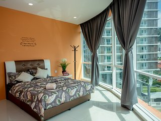 Sweet and Relaxing Homestay for 9 pax and above