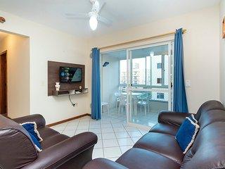Aluguel Apartamento 3 quartos s/ 1 suíte 150m Mar| Bombas/SC