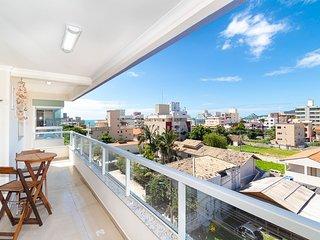 Aluguel Apartamento 3 quartos sendo 1 suíte | Bombas/SC 393- Elisa 402 bloco A-