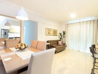 Aluguel Apartamento 2 quartos s/ 1 suíte Piscina | Bombas/SC