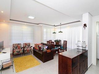 Aluguel Apartamento 2 quartos s/1 suite   Bomba/SC 184A - Res. Jardim Cristal Sa