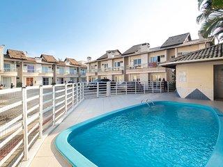 Aluguel Apartamento 2 quartos 6 pessoas piscina | Bombas/SC 321 - Sobrado Tangar