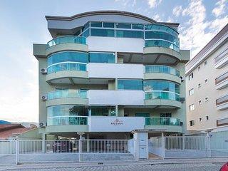 Aluguel Apartamento 2 quartos s/ 1 suíte | Bombas/SC 281A - Res. Ravena - Marcel