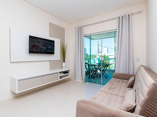 Aluguel Apartamento 2 quartos sendo 1 suite | Bombas/SC 001- Eladir - Ilha de Na