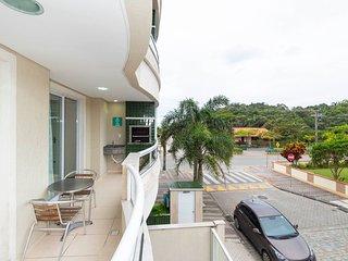 Aluguel Apartamento 2 quartos 50m do Mar | Bombas/SC