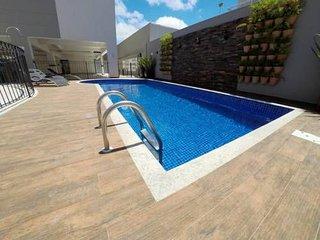Aluguel Apartamento 2 quartos s/ 1 suite Piscina | Bombas/SC 349 - Varadero Koni