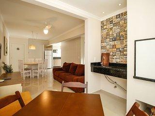 Aluguel Apartamento 2 quartos sendo 1 suíte | Bombas/SC 076 - Eliza Charles - ap