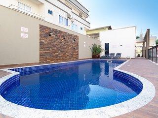 Aluguel Apartamento 2 quartos s/ 1 suite Piscina | Bombas/SC 399 - Varadero apto