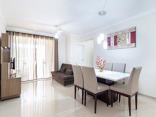 Aluguel Apartamento 2 quartos sendo 1 suíte | Bombas/SC 345 - Res. Eliza 405B -